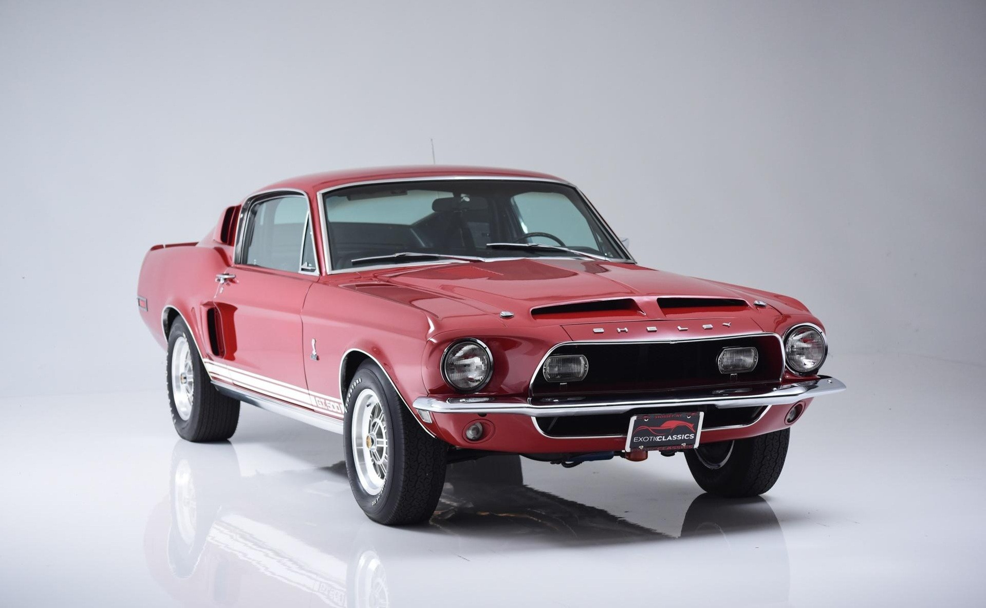 Ford Mustang Shelby GT 500 1968